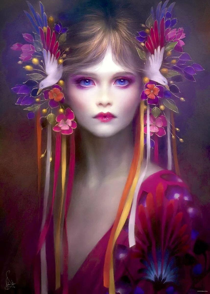 красивые мистические открытки секрет, что наши