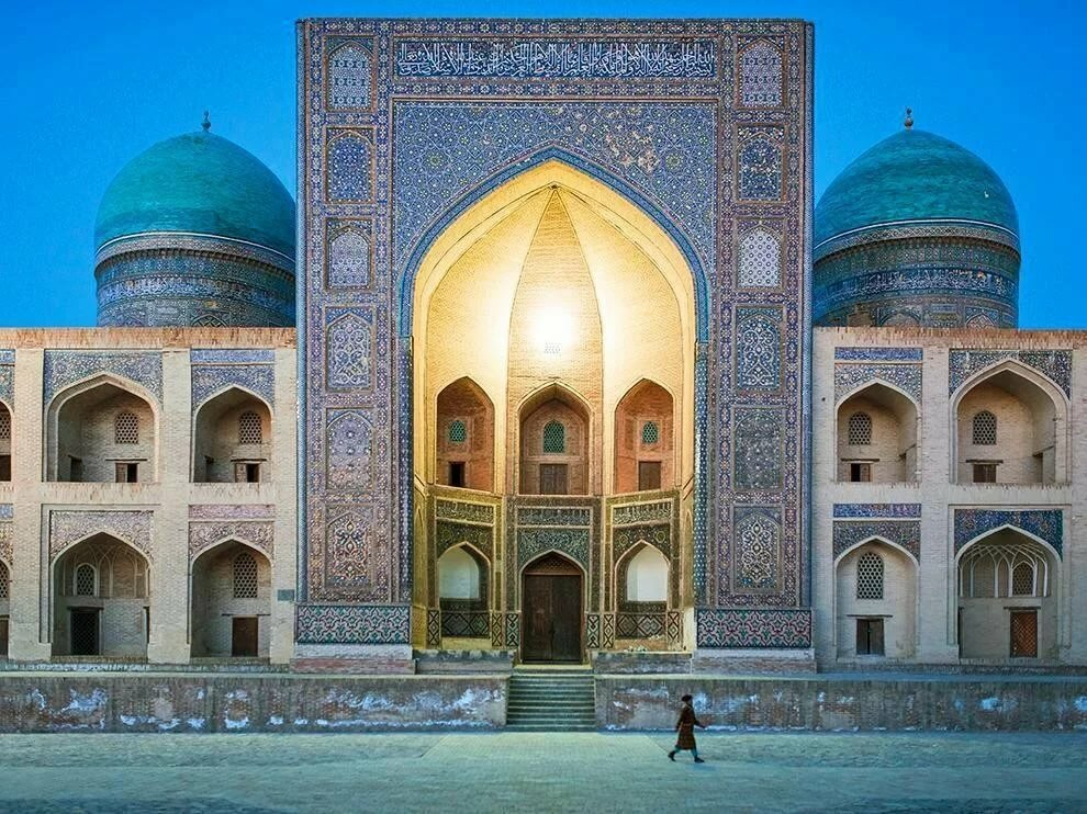 Картинка узбекистан бухара