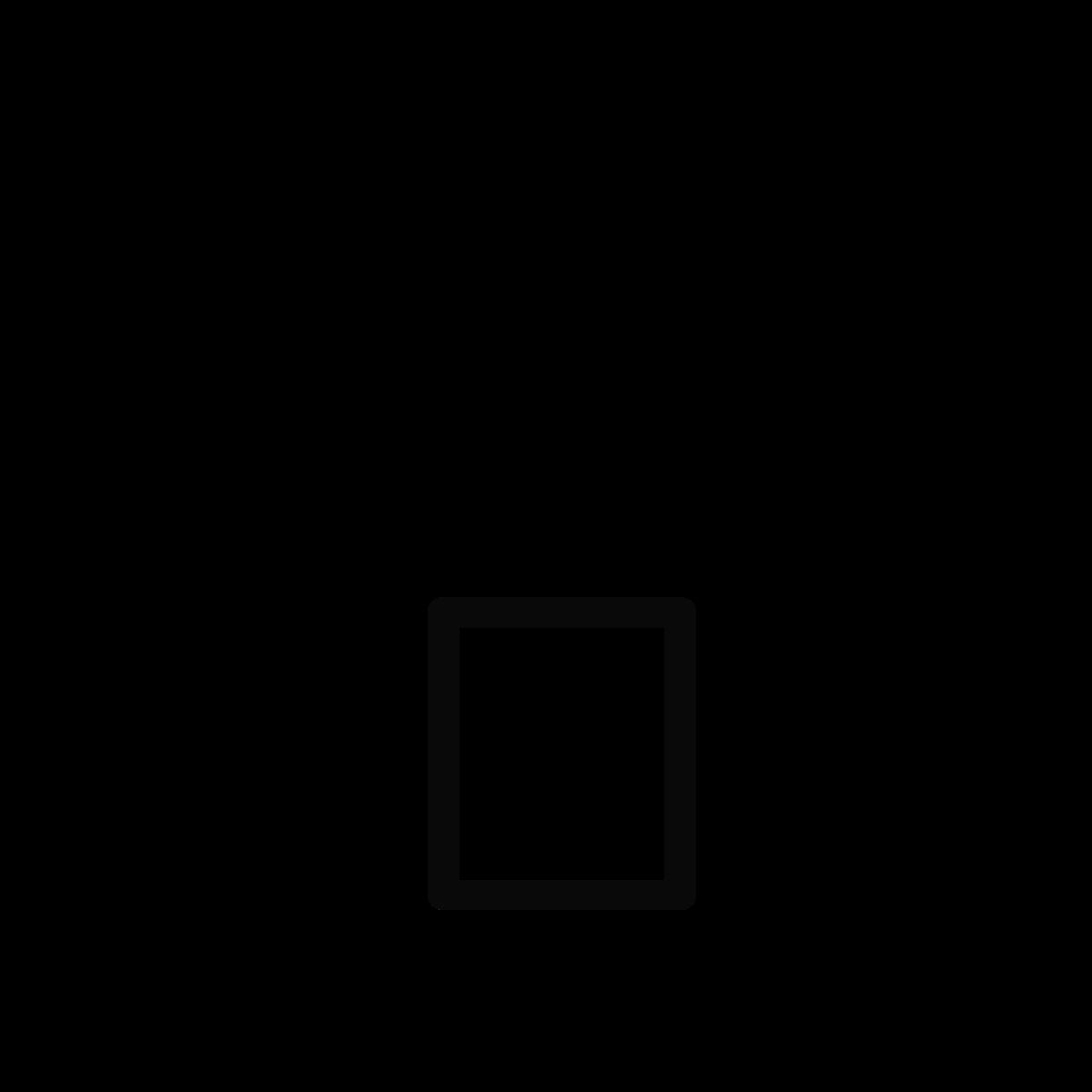 Белый домик картинка на прозрачном фоне