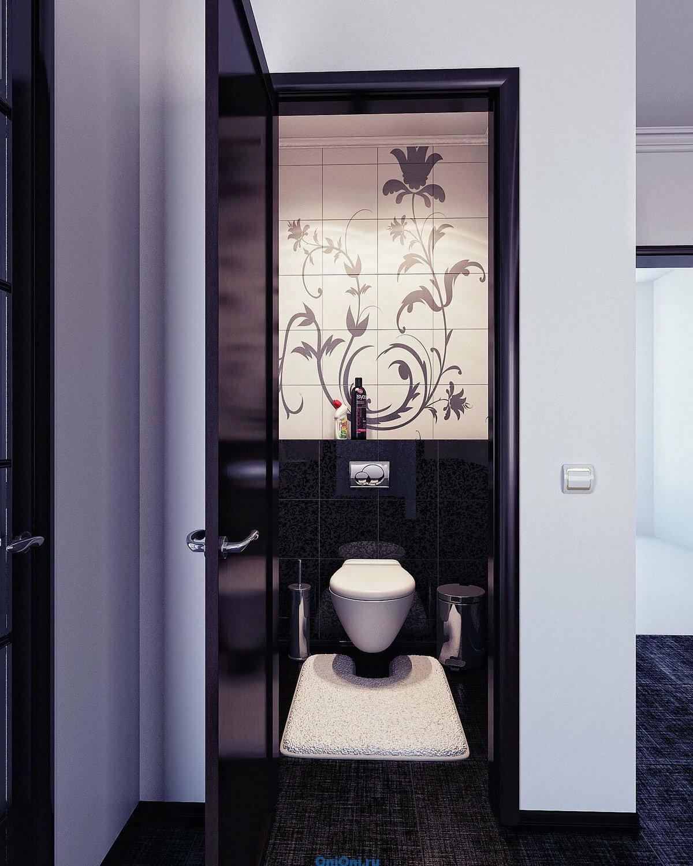Интерьер в туалете картинки