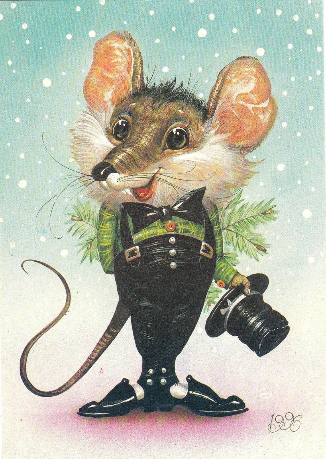 Советские открытки. С Новым годом! часть 2 1. Новогодние отк