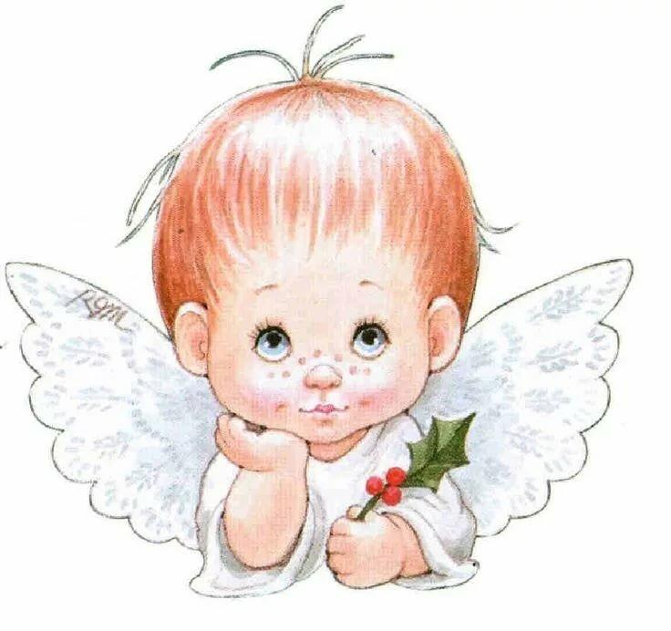 Милые ангелки картинки