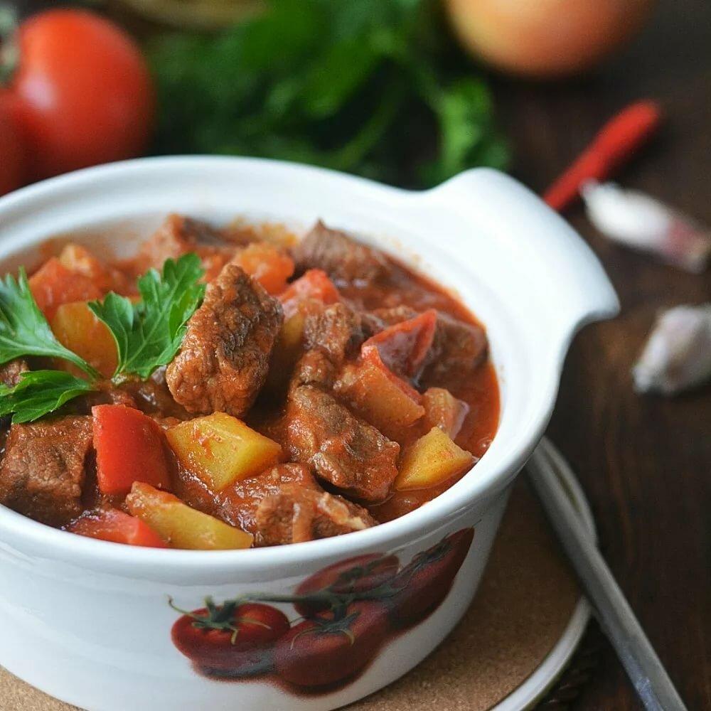 вот многие суп гуляш венгерский классический рецепт с фото примеров