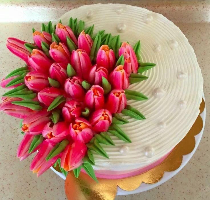 менее, прошлом фото торт с тюльпанами из сливок подобный