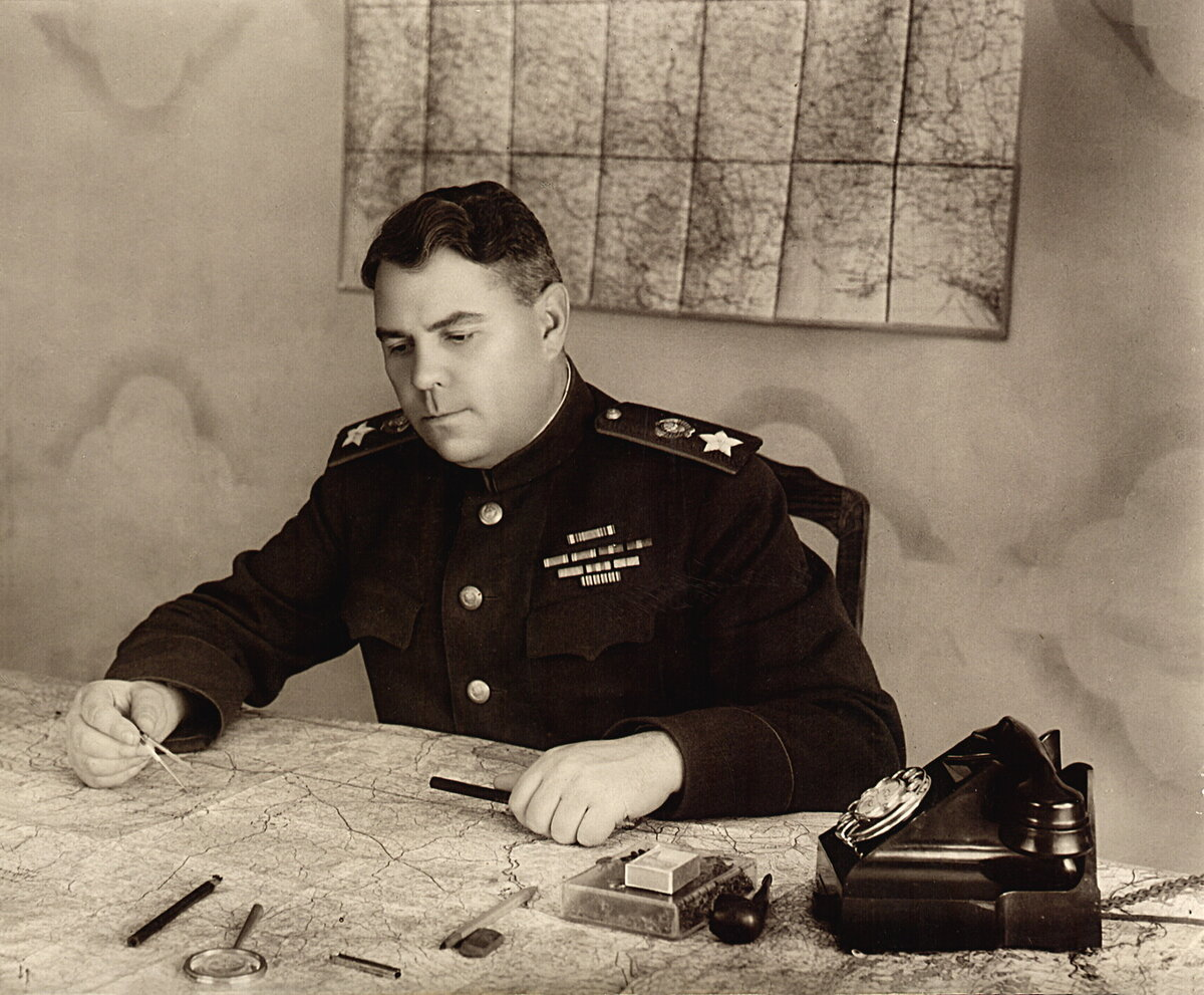 24 октября 1950 года вСССР создан армейский спецназ