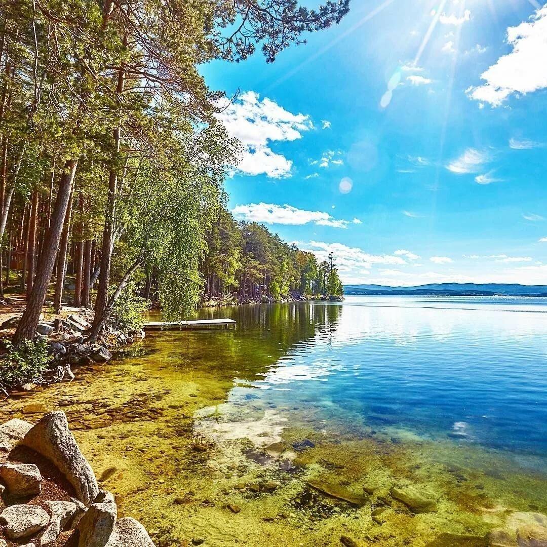 Природа урала фото пейзажи