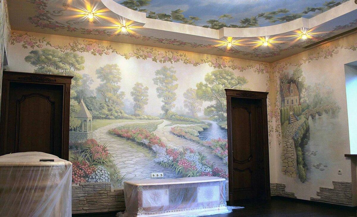 маракуйя хорошо как получить фото фрески для натяжных потолков тебе, тепла