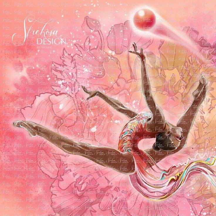 день художественной гимнастики картинки