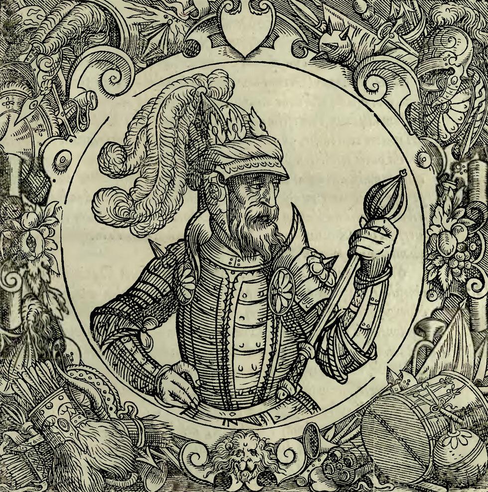 21 ноября 1368 года великий князь литовский Ольгерд напал на Москву