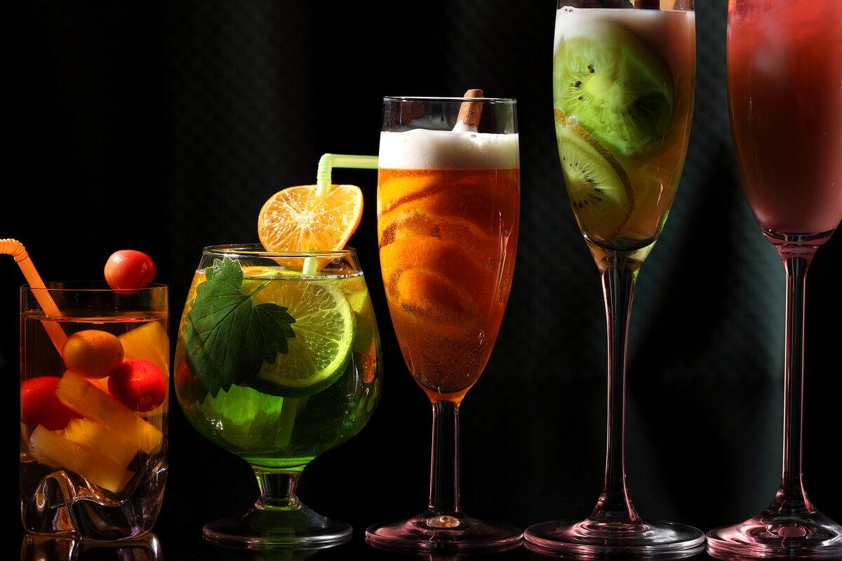 выходного дня картинки напитки коктейли был самый