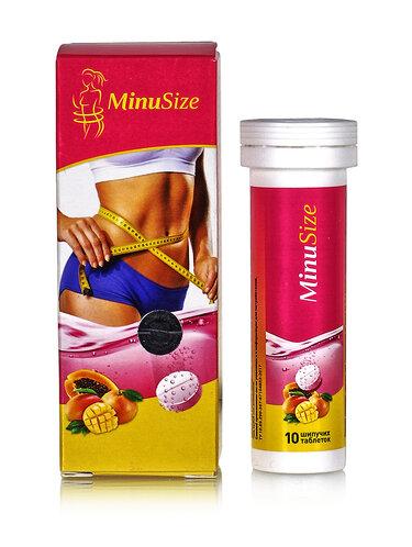 MinuSize для похудения в Киселёвске