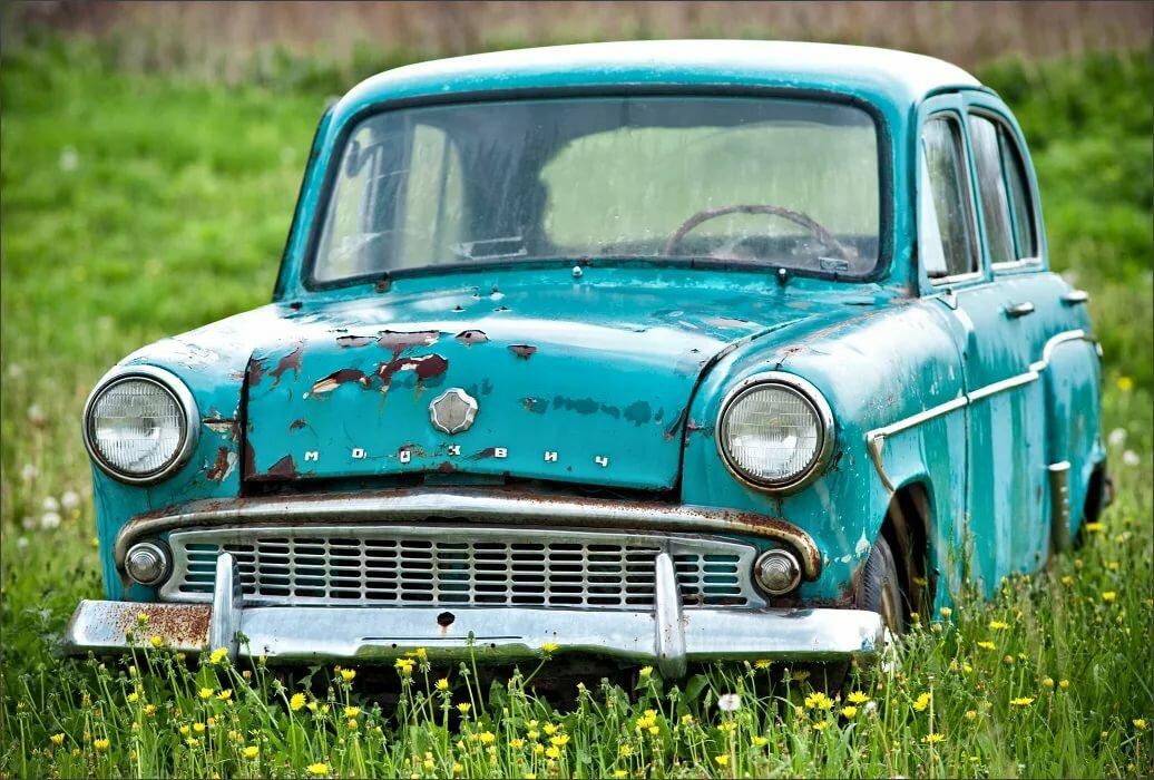 отечественных автомобилей картинками