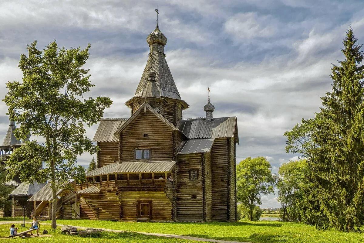 Народный храм картинки