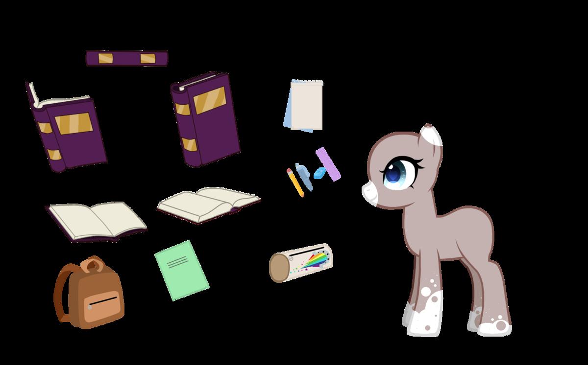 Картинки вещи для пони креатора