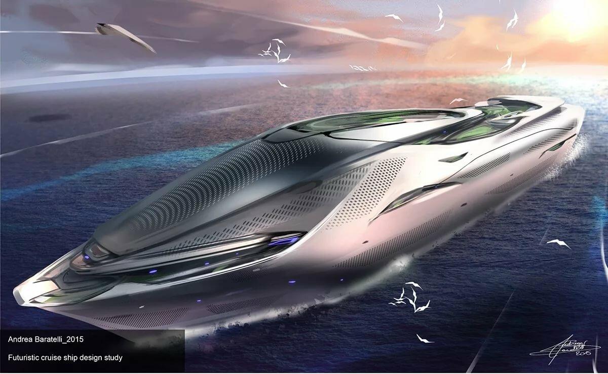 рисунки кораблей будущего в картинках хотел нагуглить фото