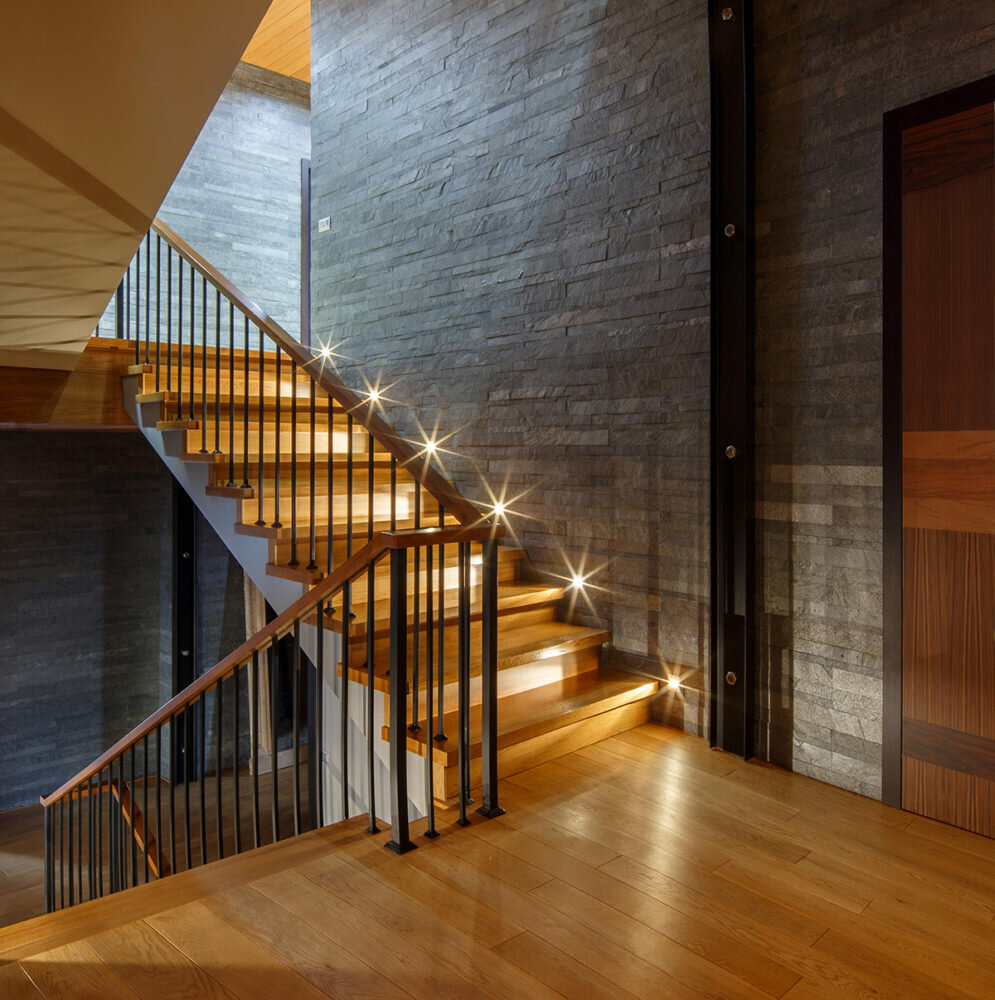 Освещение лестниц картинки