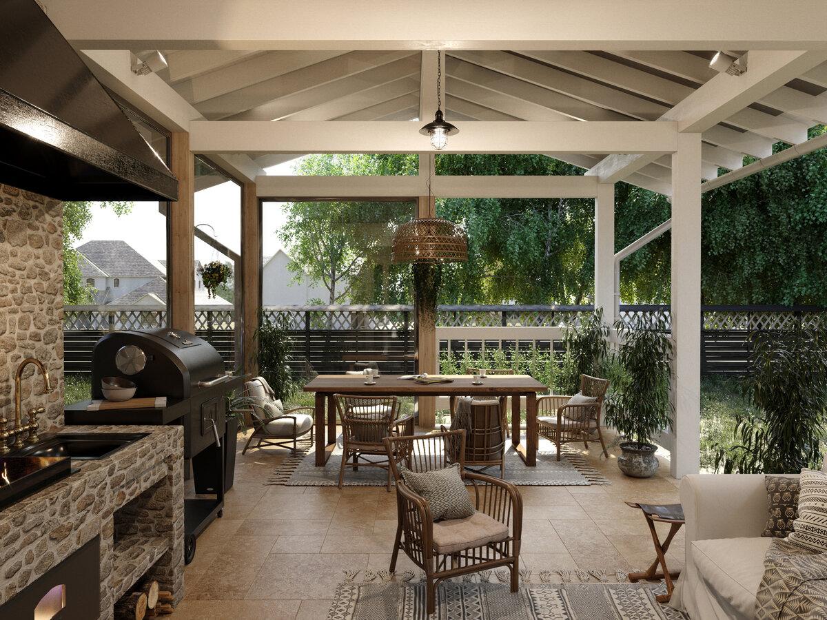Фото штор с ламбрекеном на кухню долговечные дома
