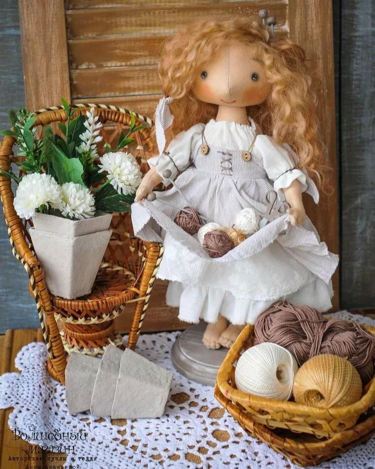 картинки с добрыми куклами стопы