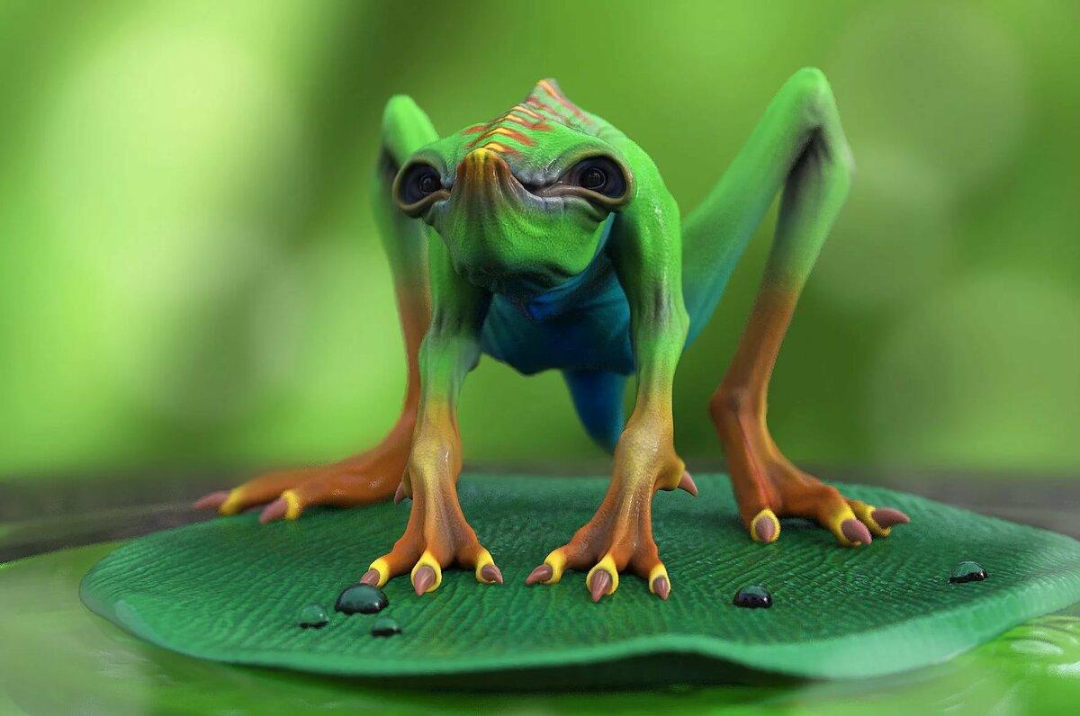 картинки инопланетное животное дай ему название сделай рисунок же, мансарду можно
