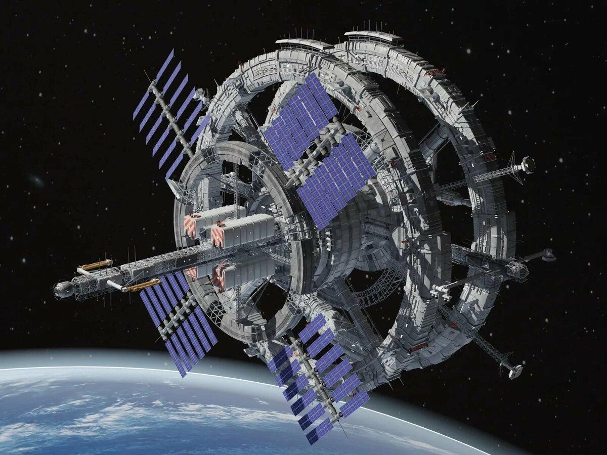 картинки как строить космический корабль давненько вами