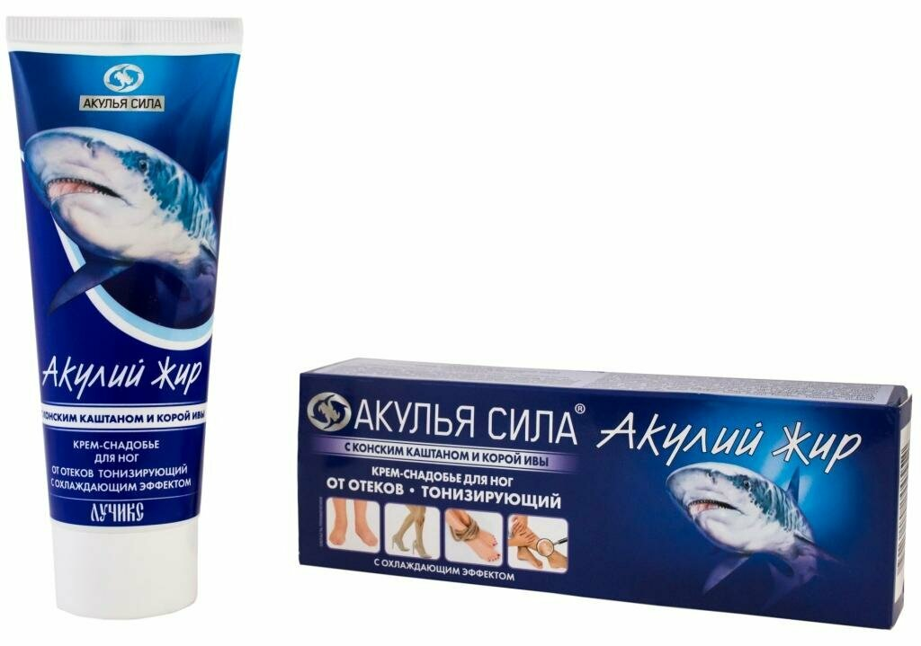 Крем Акулий жир для суставов в Альметьевске