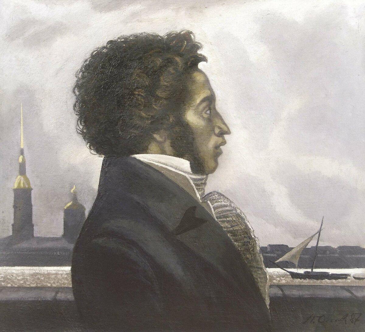 картинки александра пушкина маленькие всходы