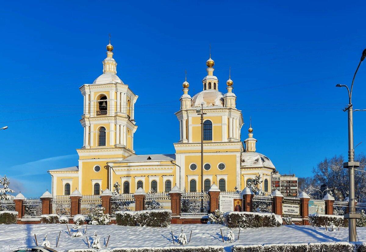 Спасо-преображенский собор новокузнецк картинки