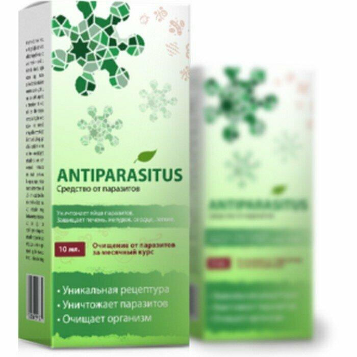 Antiparasitus от паразитов в Рубцовске