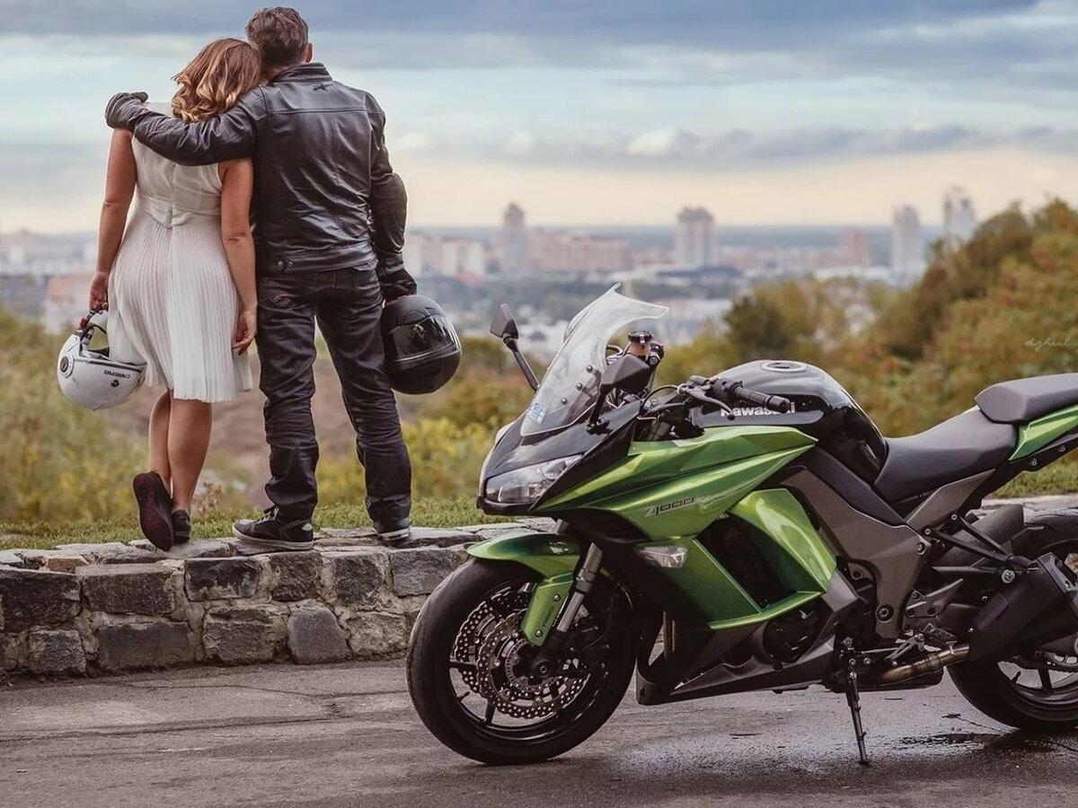 профессиональные фото на мотоцикле папарацци