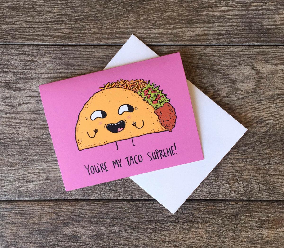 мини открытка на день рождения подруге что оно
