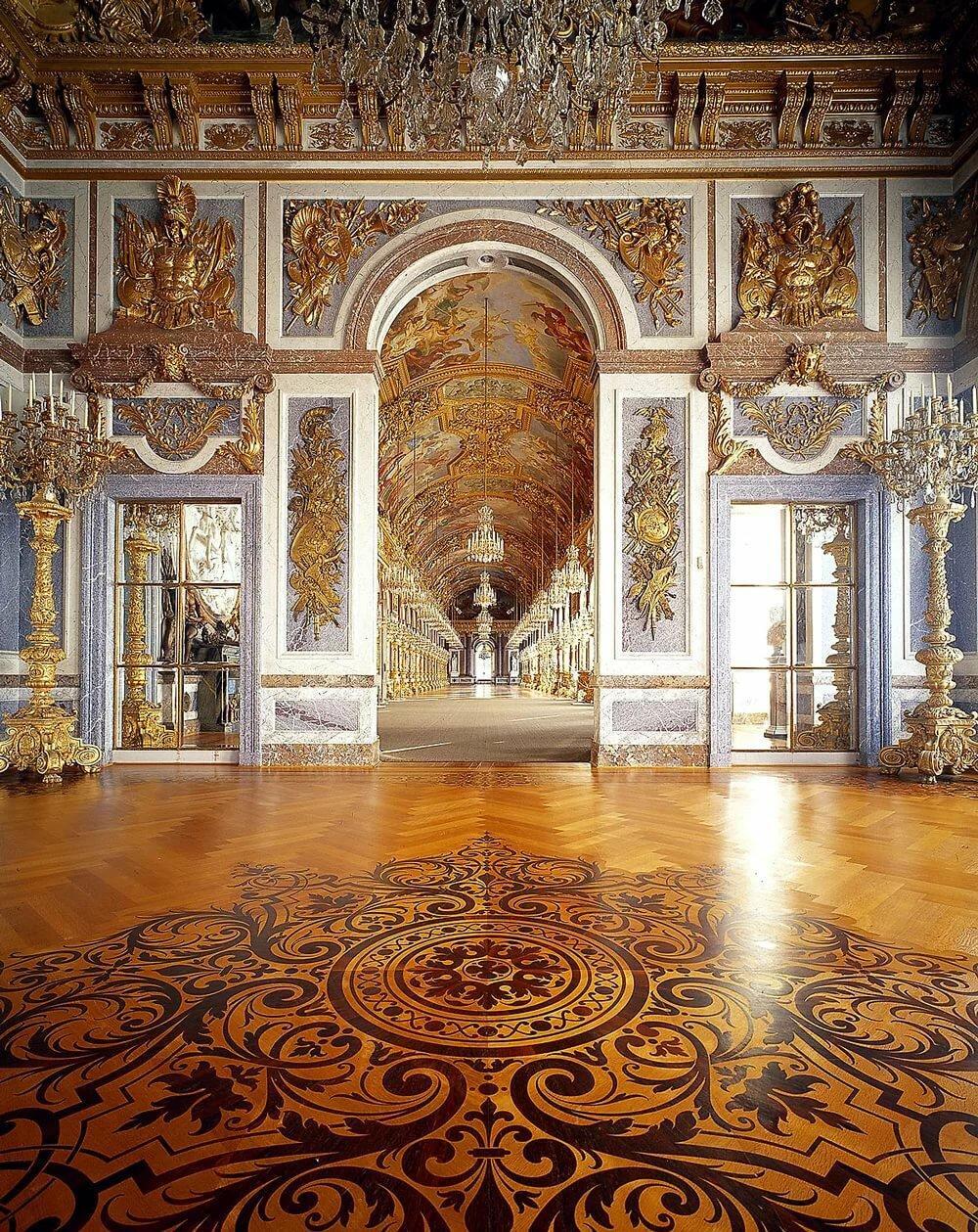 Картинки красивых дворцов из внутри