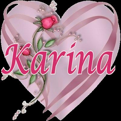 Картинки с именем карина люблю
