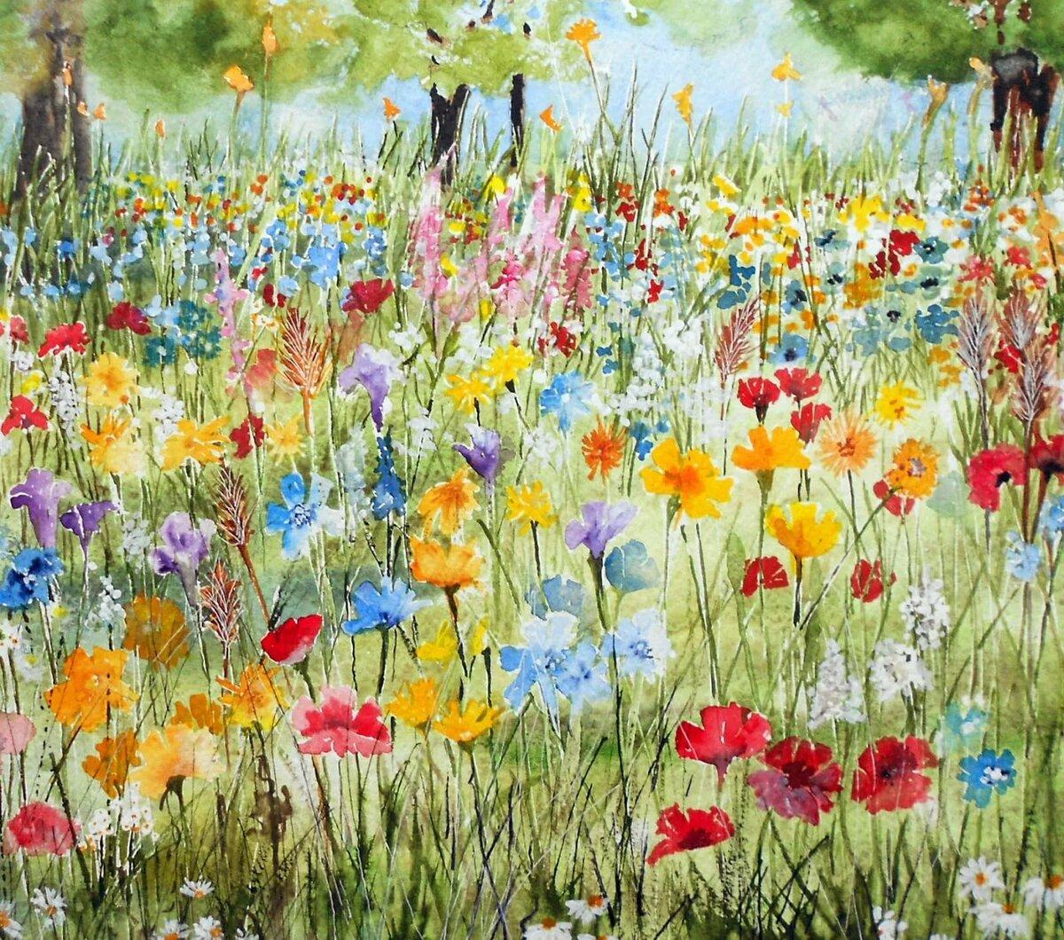 Картинки цветы бузины особую