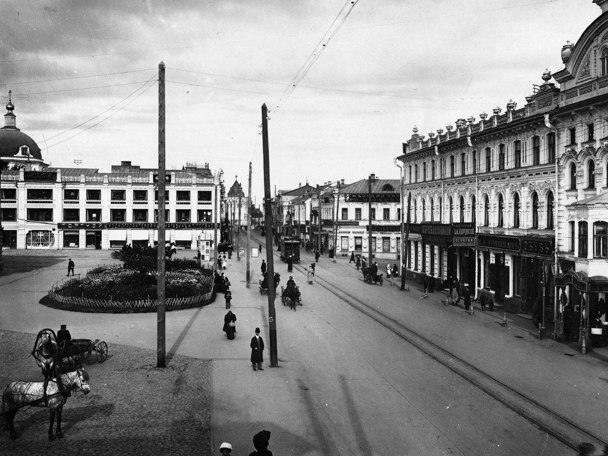 Старые фотографии нижнего новгорода