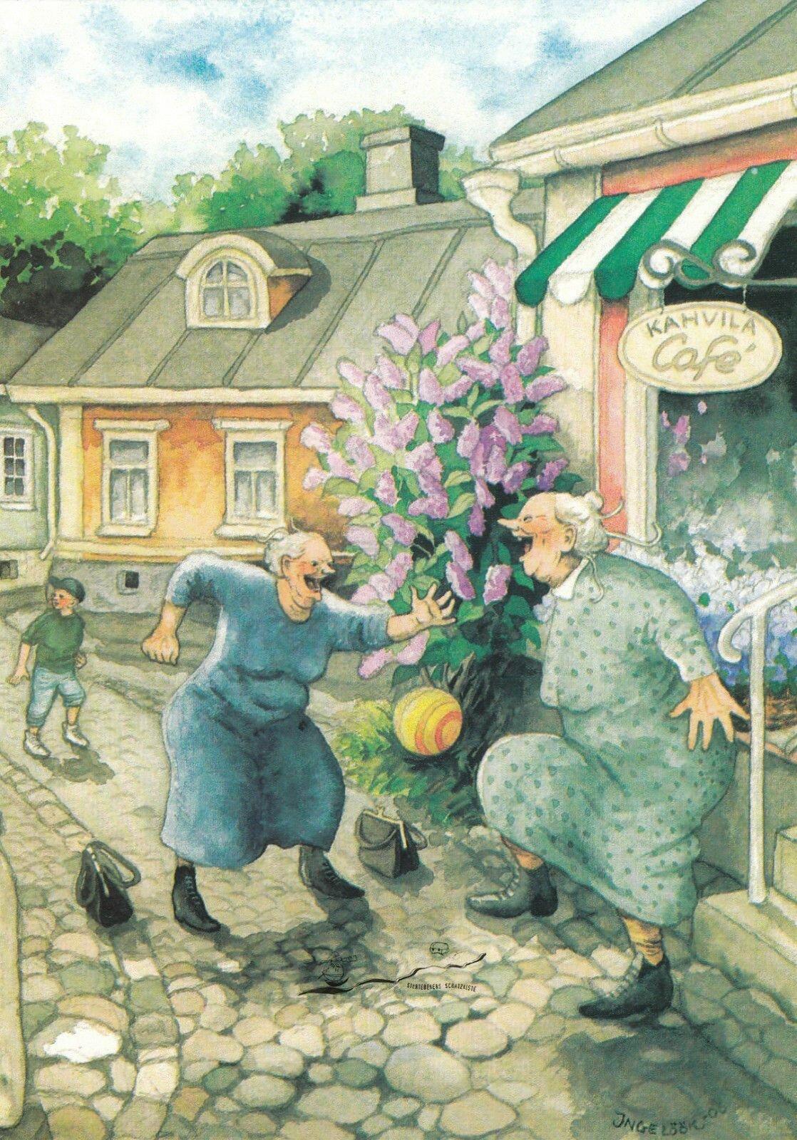 Веселые старушки инге лоок картинки