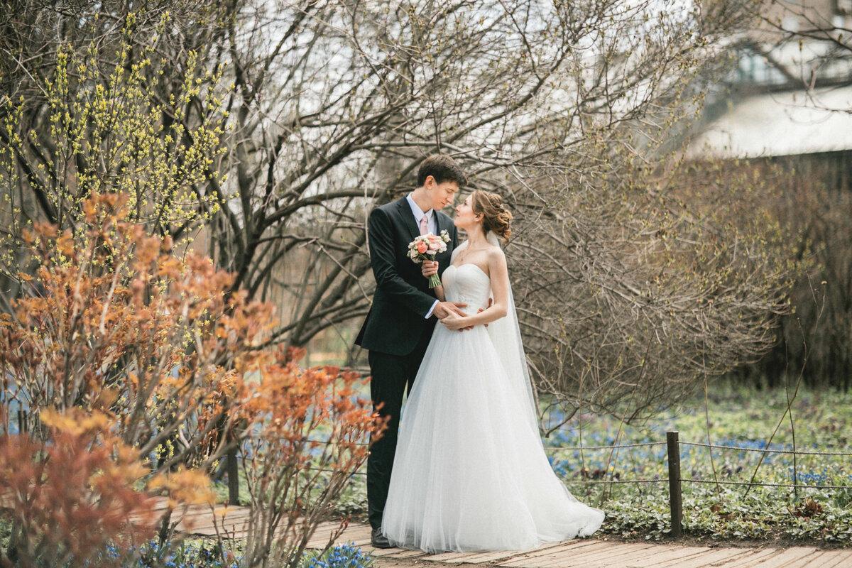 Самые красивые открытки с днем свадьбы красок