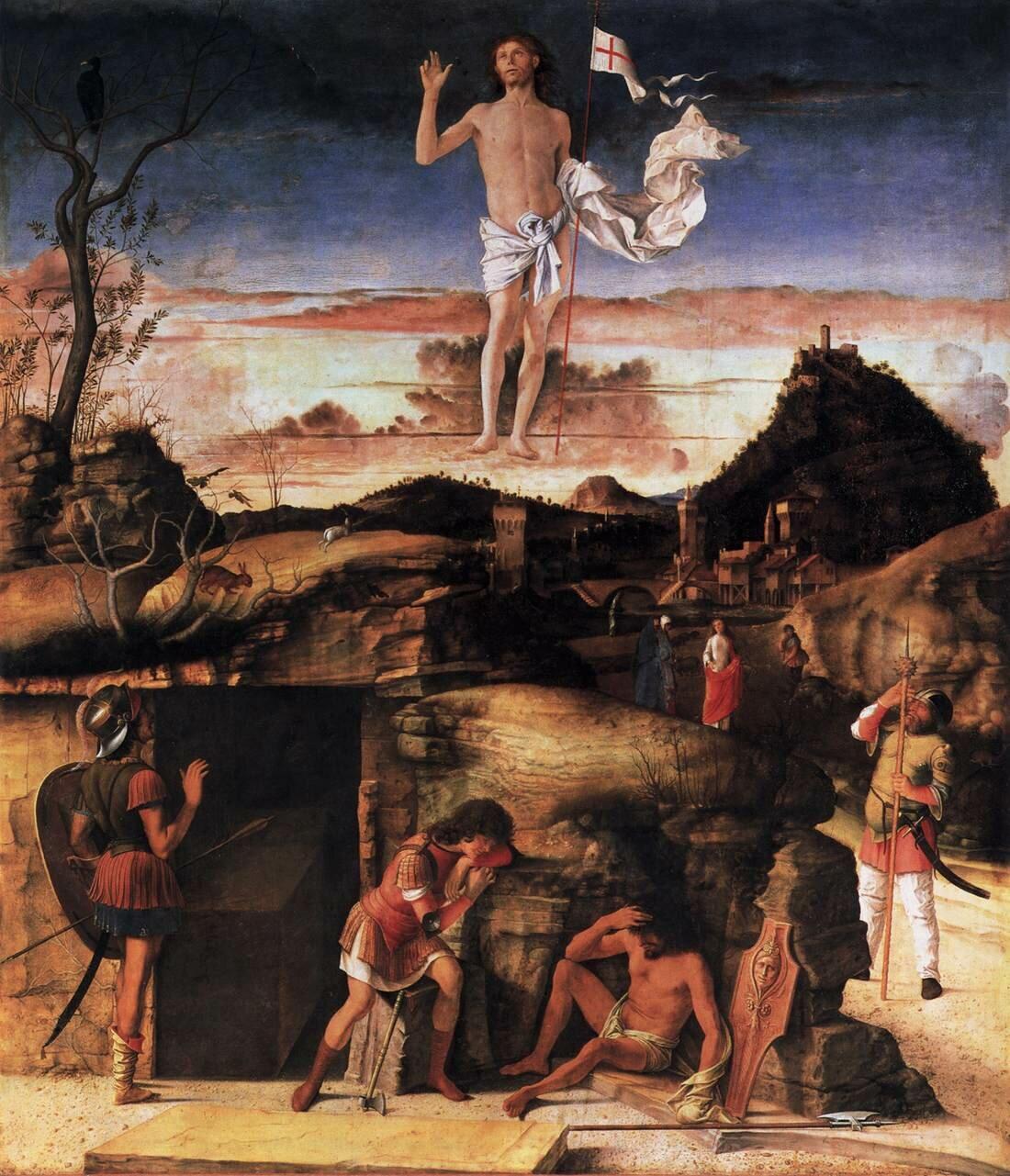Джованни Беллини Воскресение Христа