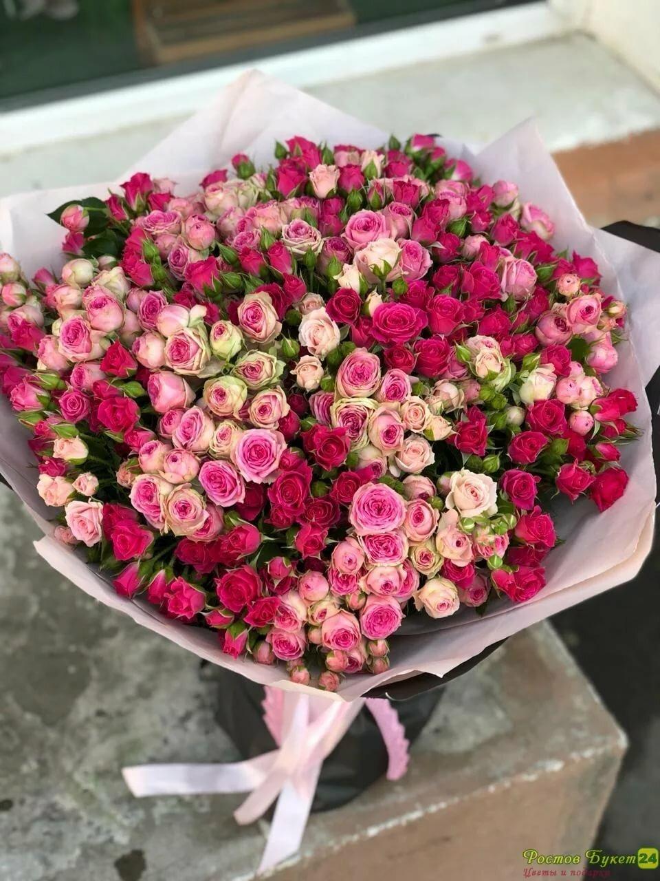 Кустовые розы фото букеты красивые
