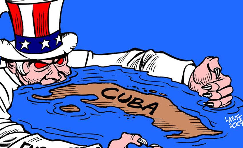 19 октября 1960 года начало экономической блокады Кубы — правительство США ввело эмбарго на торговлю с Кубой