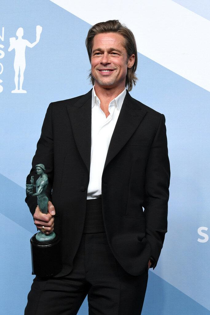 Победители и гости премии Гильдии киноактёров США!