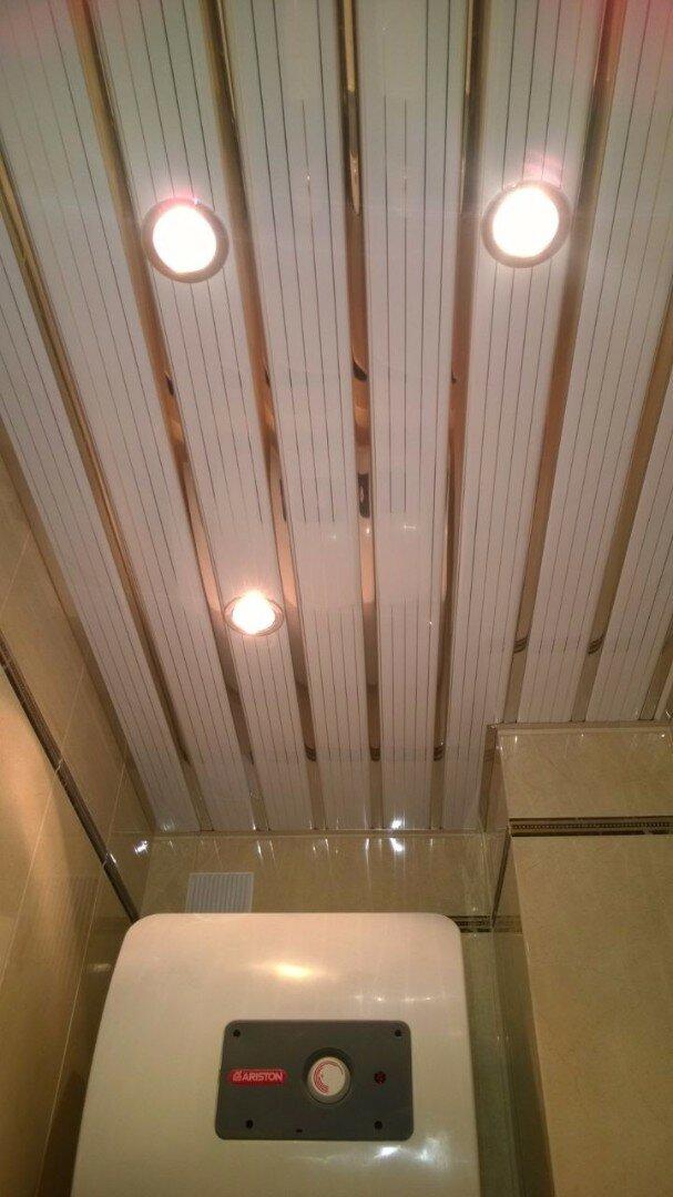 Реечный потолок №73
