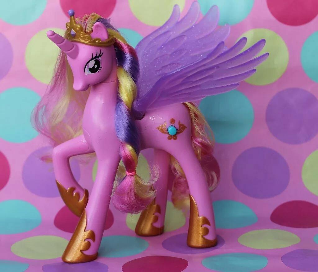 Картинки пони принцесса каденс игрушки