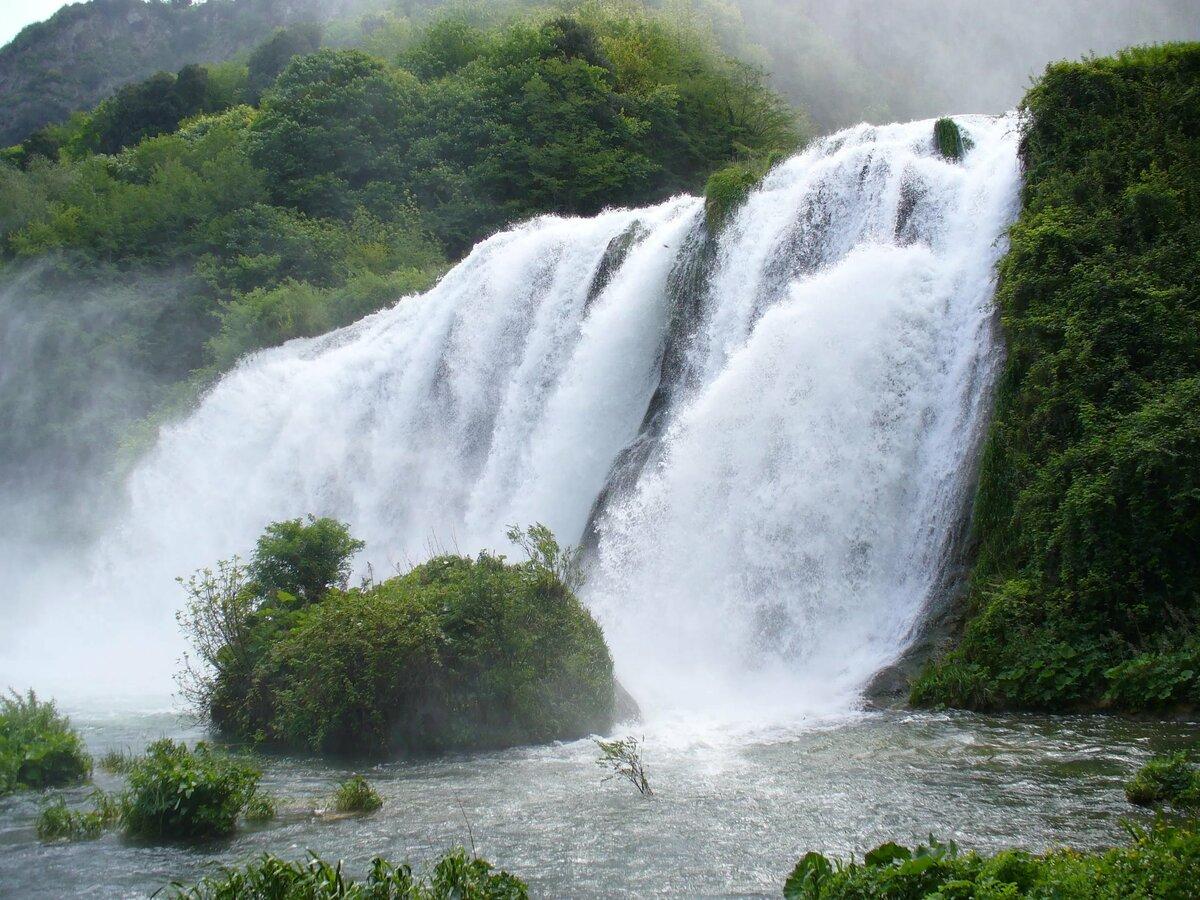 того, гифы водопад момента своего