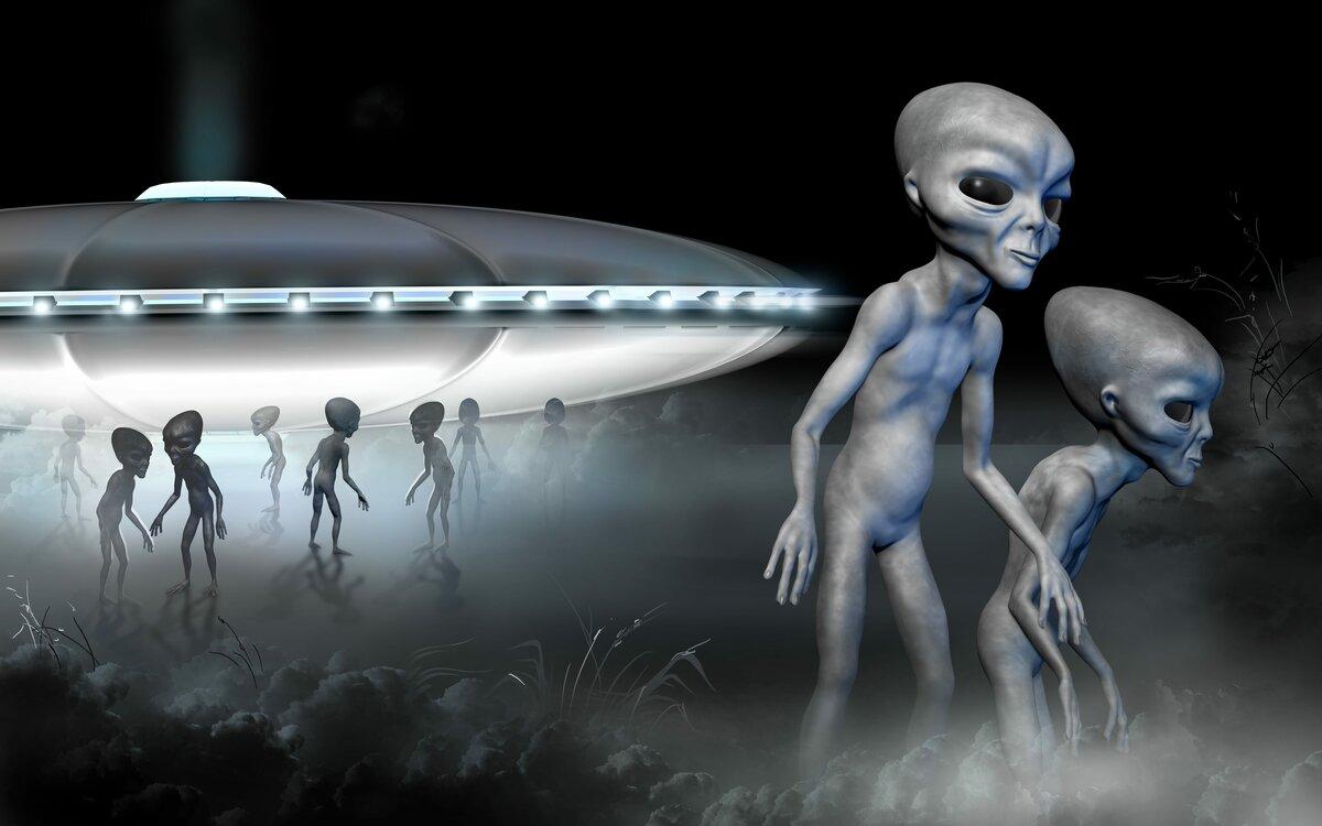 покажи картинки инопланетяне пожалуйста дели