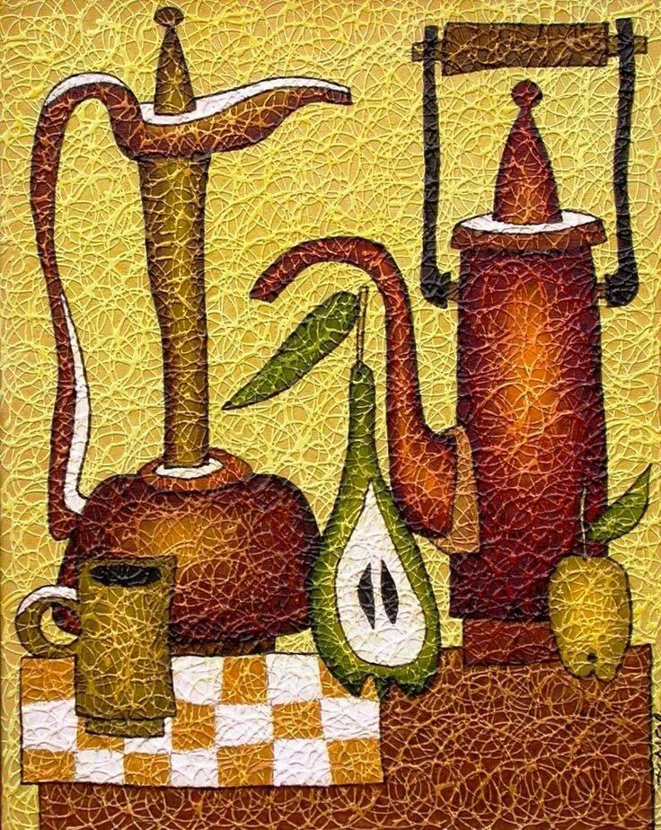 это картинки искусство для кухни отделке домов используется