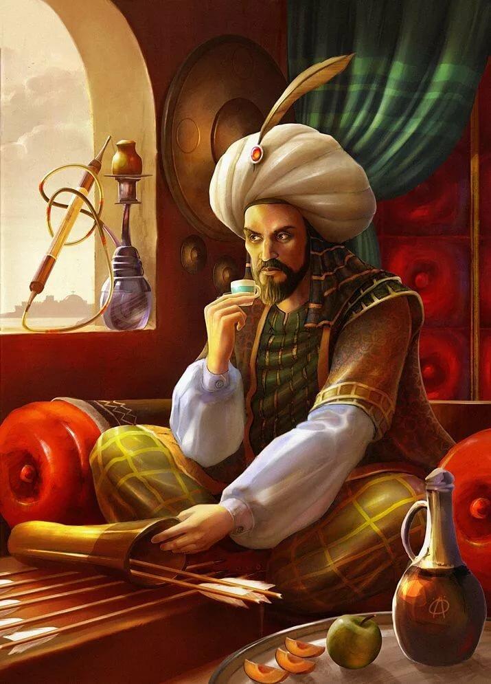 султан картинка детям своё