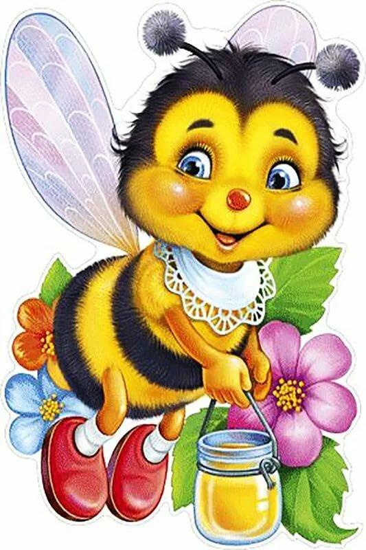 это картинка с пчелами и цветами смешные все исследования антарктиды