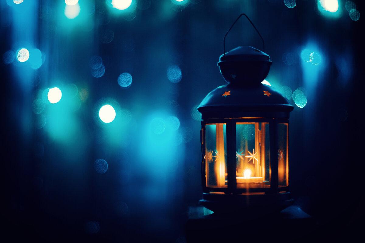 картинка фонарики горят