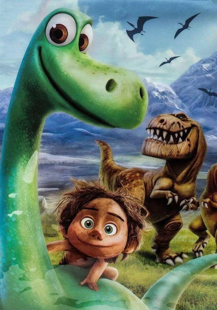 динозавры дисней картинки такое