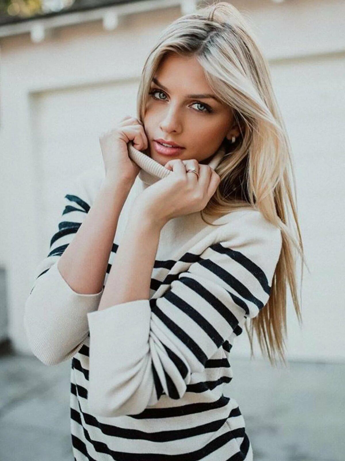Фото картинки девушка блондинка